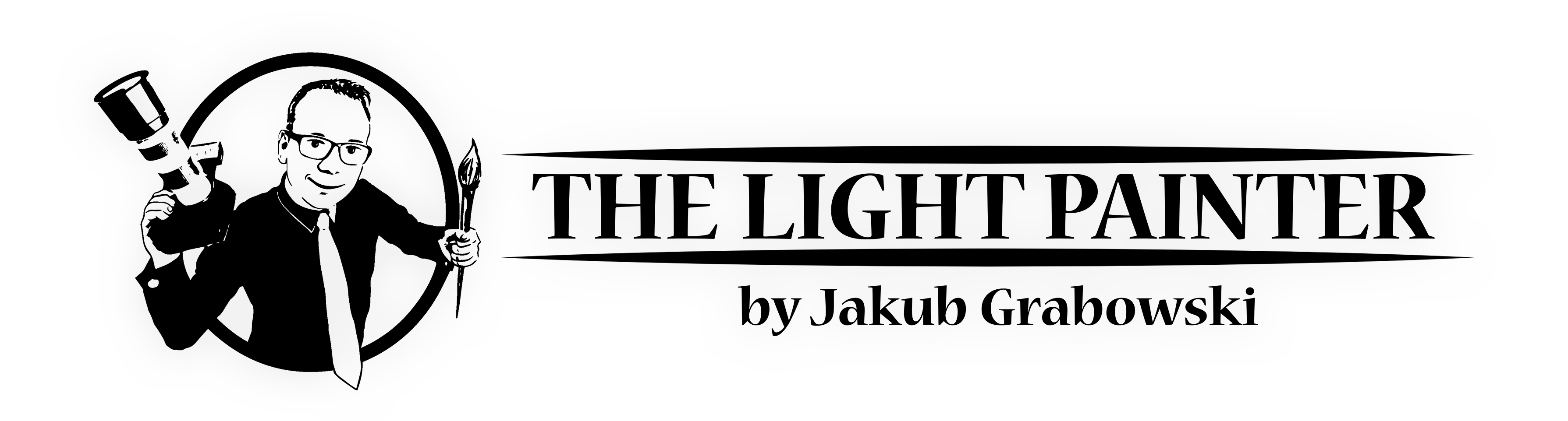 Jakub Grabowski The Light Painter, fotografia kreatywnie oświetlona.