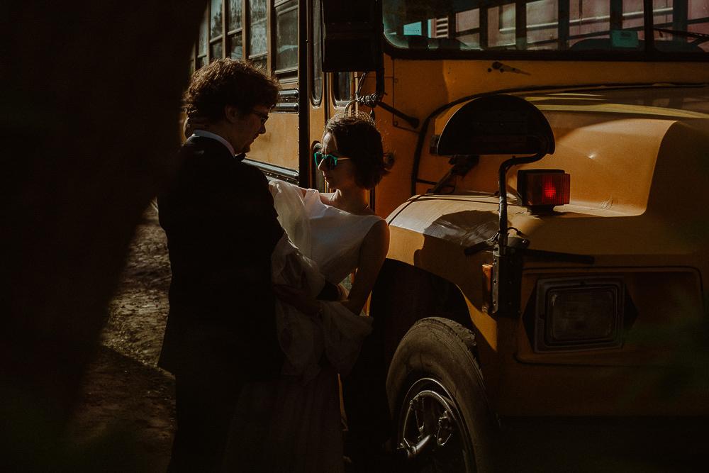 fotograf ślubny retro