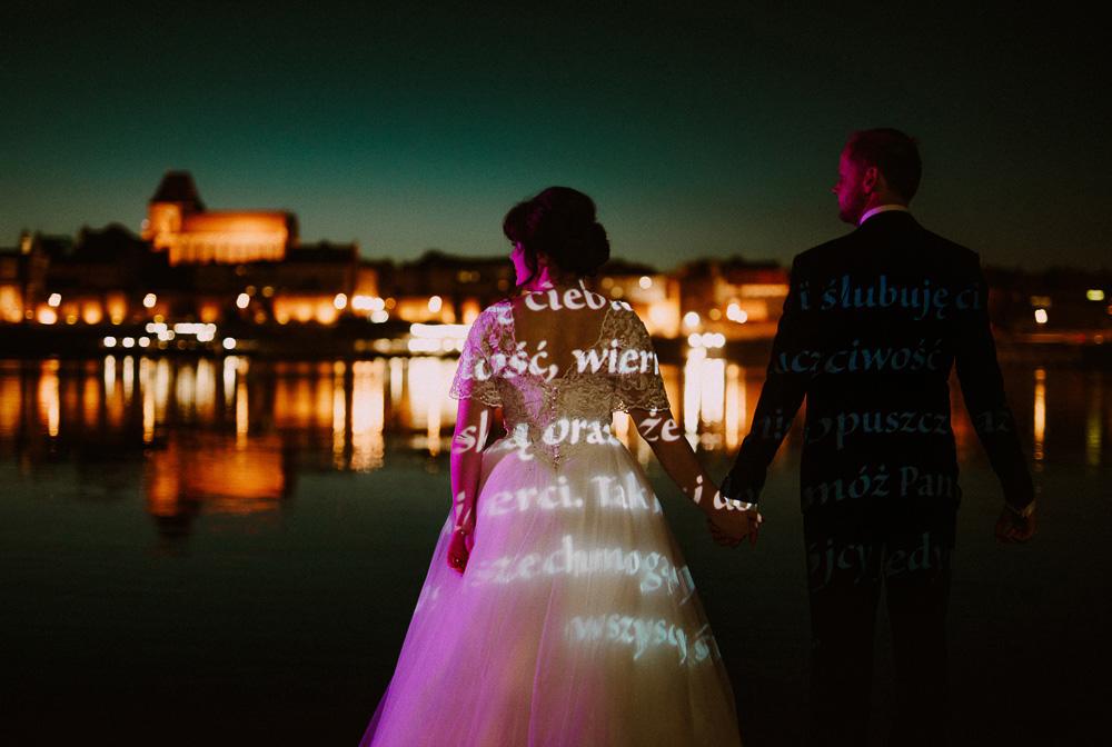 sesja ślubna zamek bierzgłowski