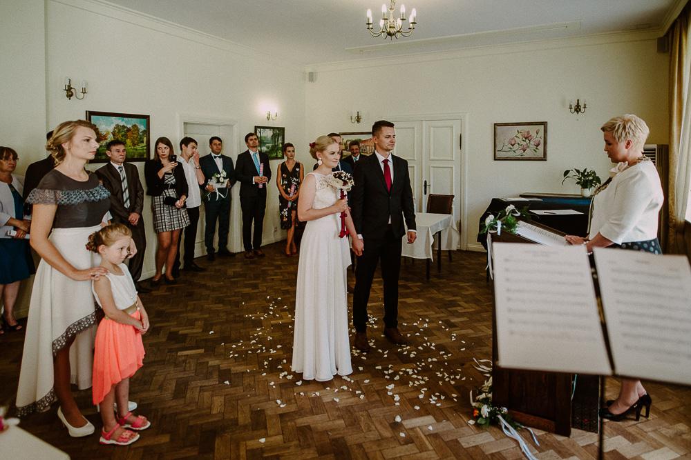 ślub olandia