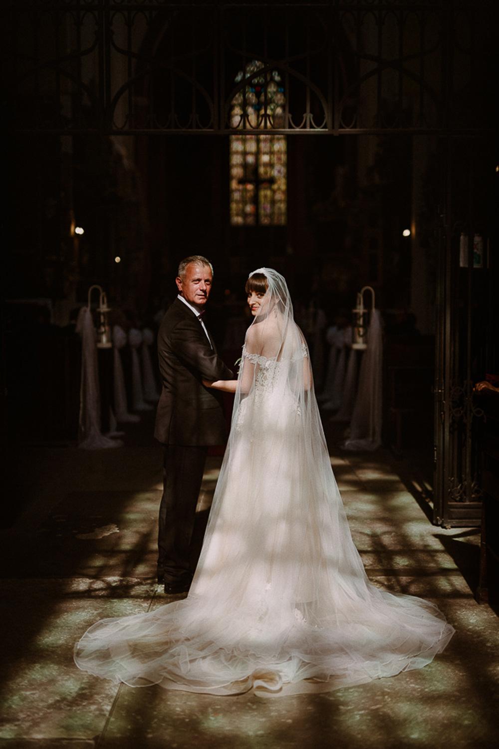 ślub w katedrze toruń