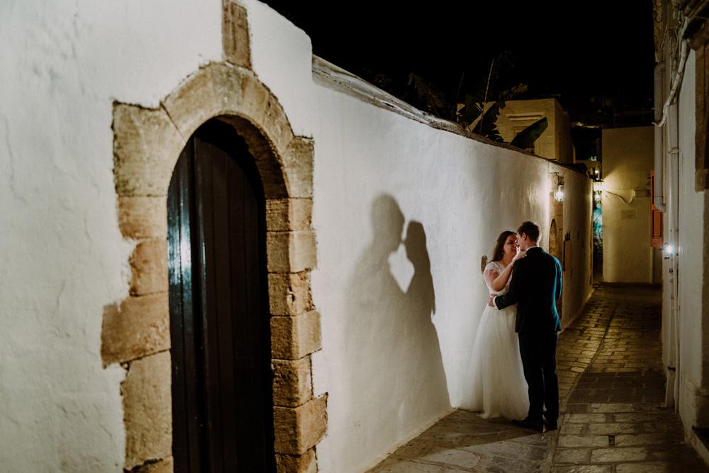 plener ślubny grecja