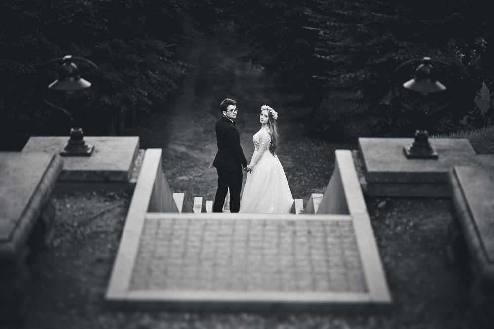 sesja ślubna wschód