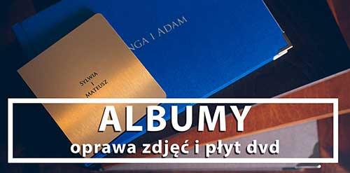 Jakub Grabowski FOTOGRAFIA ŚLUBNA, albumy i oprawa zdjec