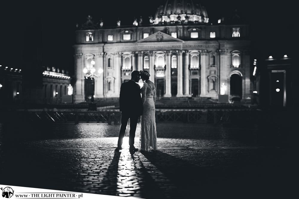 sesja ślubna w Rzymie, fotograf ślubny toruń