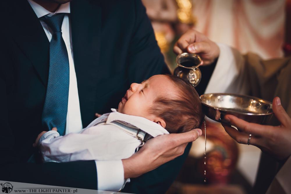 chrzest święty, reportaż fotograficzny