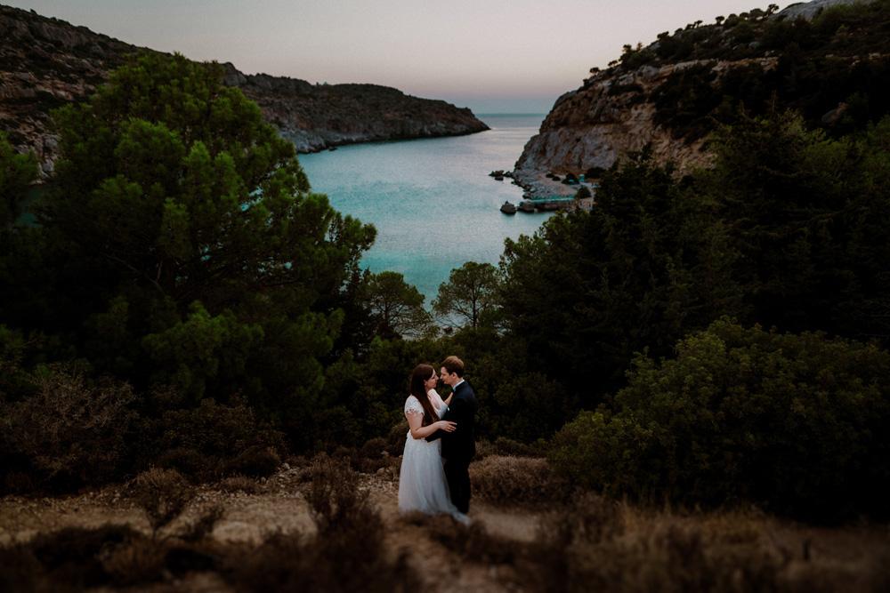 sesja ślubna w grecji, miejsca na sesję, fotograf ślubny toruń