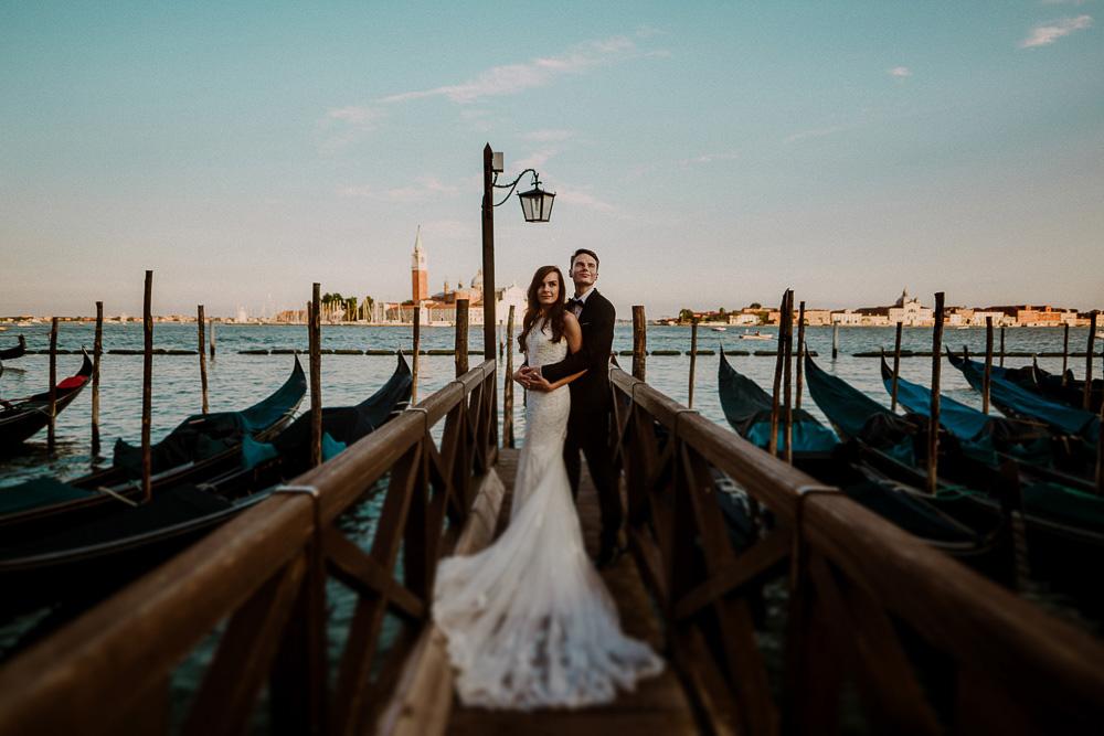 sesja ślubna w wenecji, fotograf ślubny toruń