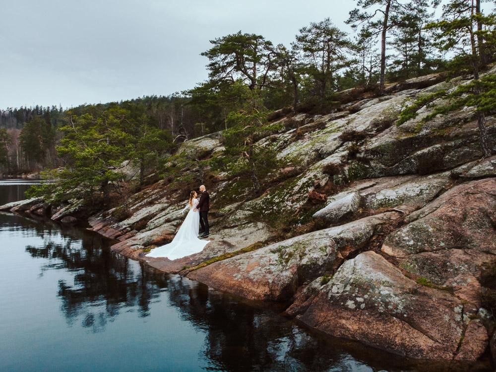 fotograf ślubny szwecja, jakub grabowski